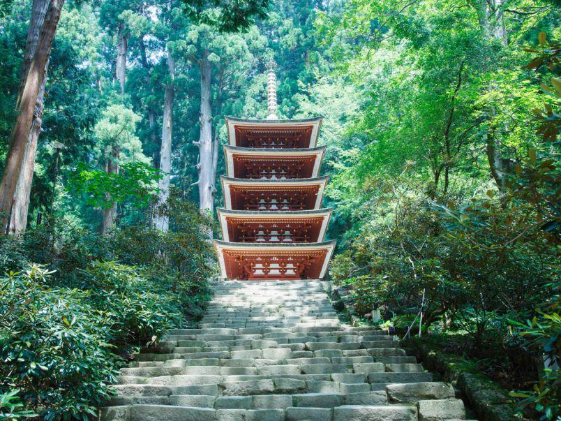 お寺ガール必見!奈良「室生寺」は美仏&美建築が目白押し