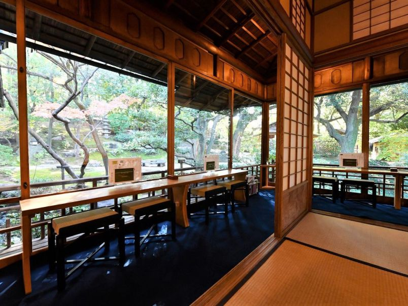 """文化財でいただくお抹茶は格別。名古屋で""""和""""を感じるくつろぎ時間"""
