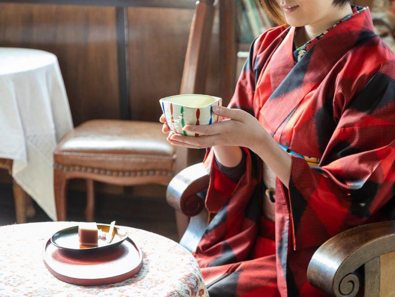 """小京都・足利の石畳を着物で散策。""""映え""""が狙える撮影スポット教えます"""