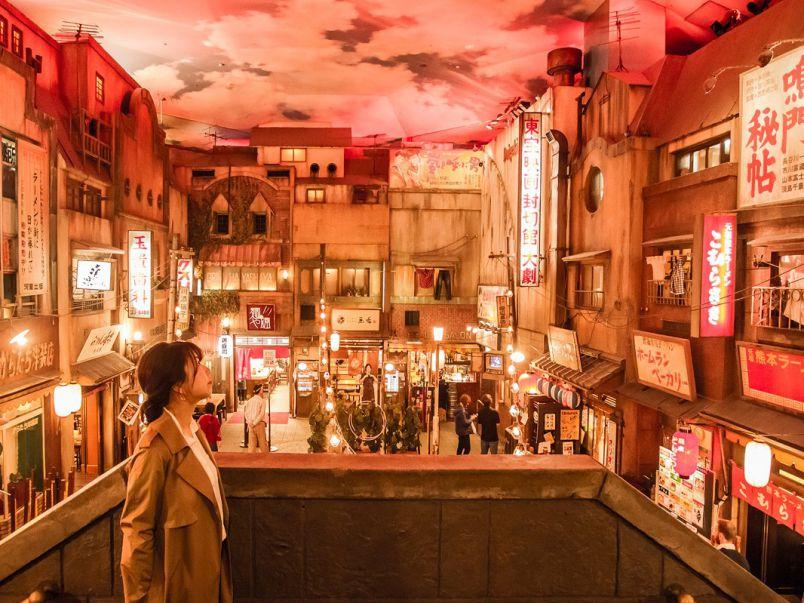 写して楽しむラーメン博物館!昭和レトロな街並みと逆輸入ラーメンがアツイ