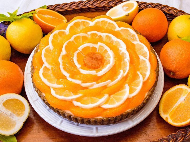 キル フェ ボンの新メニューは春のフルーツを使ったタルトと焼き菓子