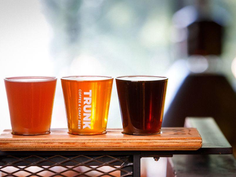 ビール好き女子の行きつけ発見!バリスタが選ぶ本格クラフトビールで乾杯