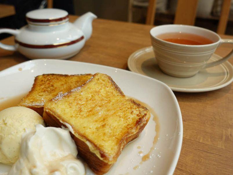 紅茶専門店が考案!紅茶に合う究極の「デニッシュフレンチトースト」